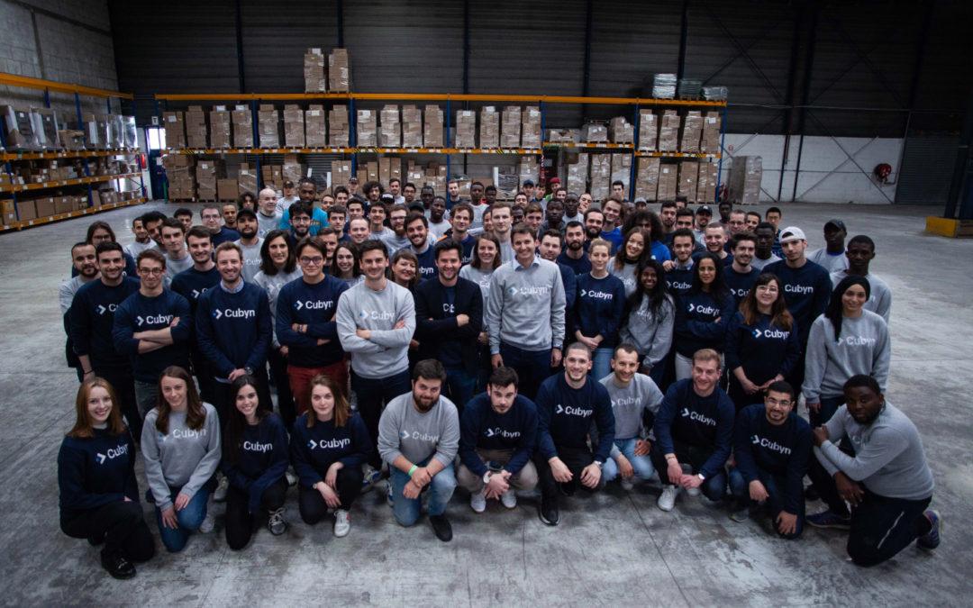 Paris-based Logistics Startup Cubyn raises €12M Series B