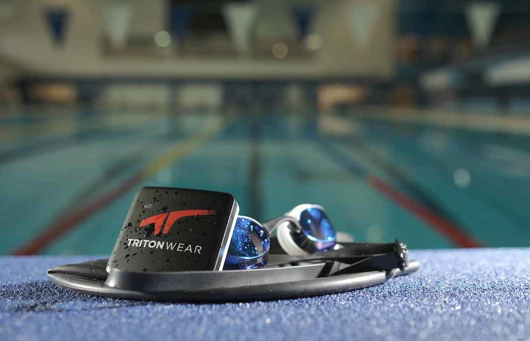 Tritonwear Selected as Swimming Canada's Official Training Technology