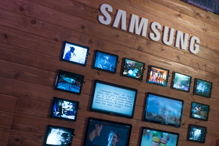 Samsung records highest profit jump in 3 years