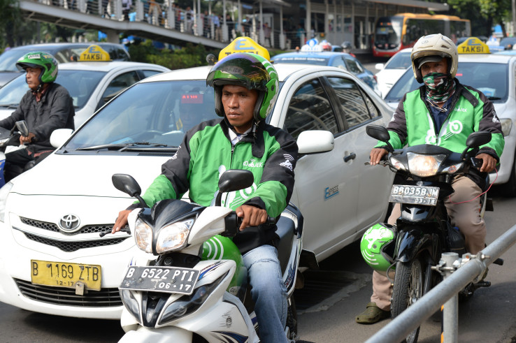 Indonesia's Uber rival Go-Jek raises $1.2 billion led by Tencent at a $3 billion valuation
