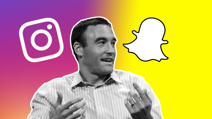 """Instagram on copying Snapchat: """"This is the way the tech industry works"""""""