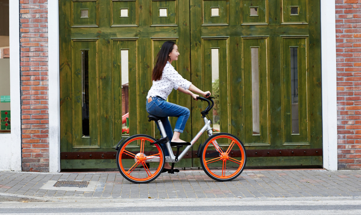 Mobike will launch dockless bike-sharing in the U.K., its first market outside of Asia