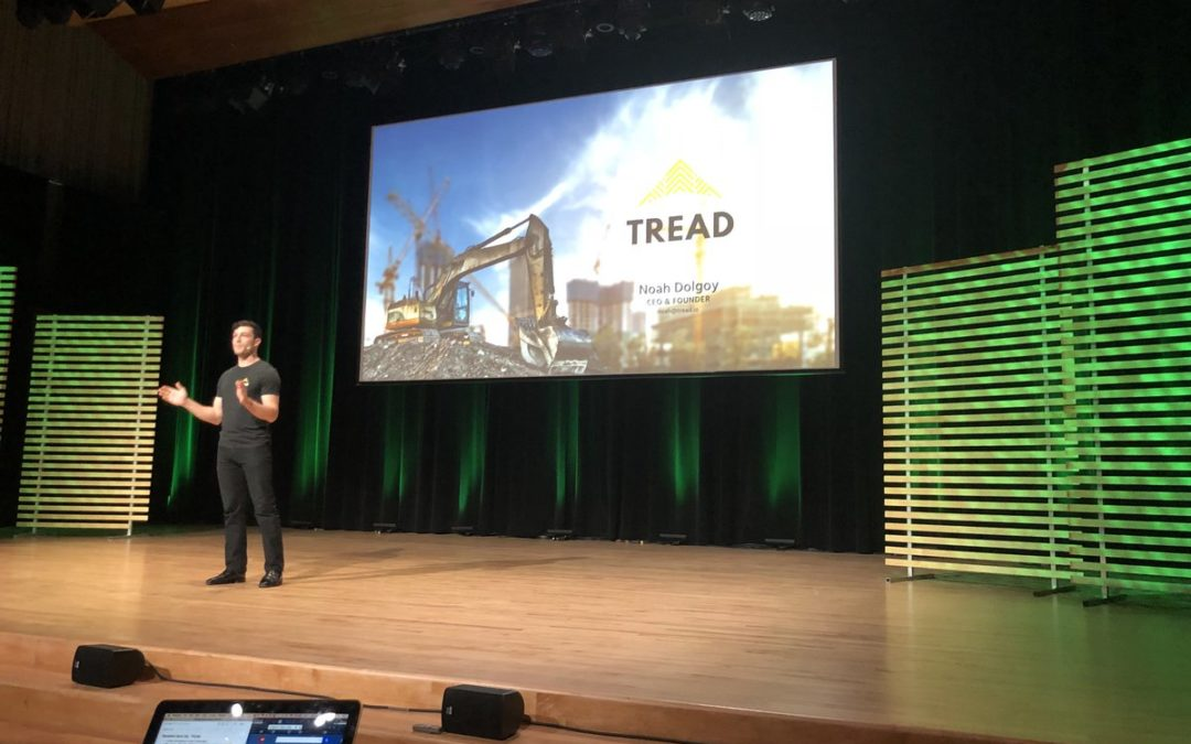 """Tread's CEO Shares """"The Big Three"""" Traits For Startup Success"""