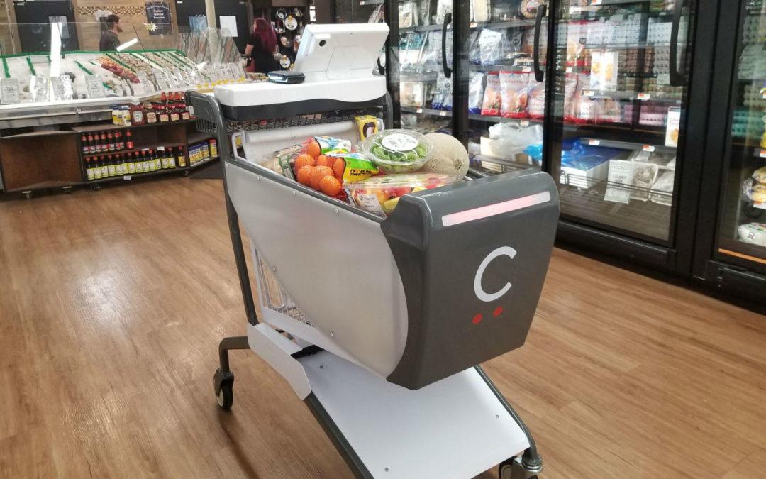 推出智能购物车实现无人结算,零售自动化解决方案公司「Caper」完成A轮千万美元融资