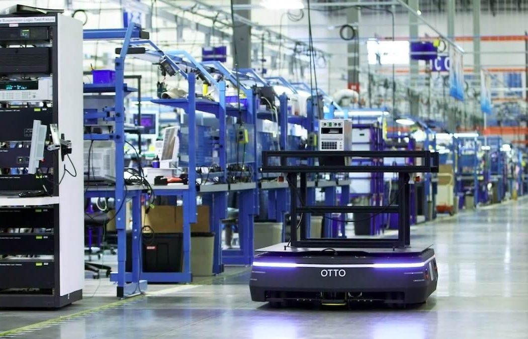 Clearpath Robotics Raises $40 Million Series C Round Led By Kensington Capital Partners