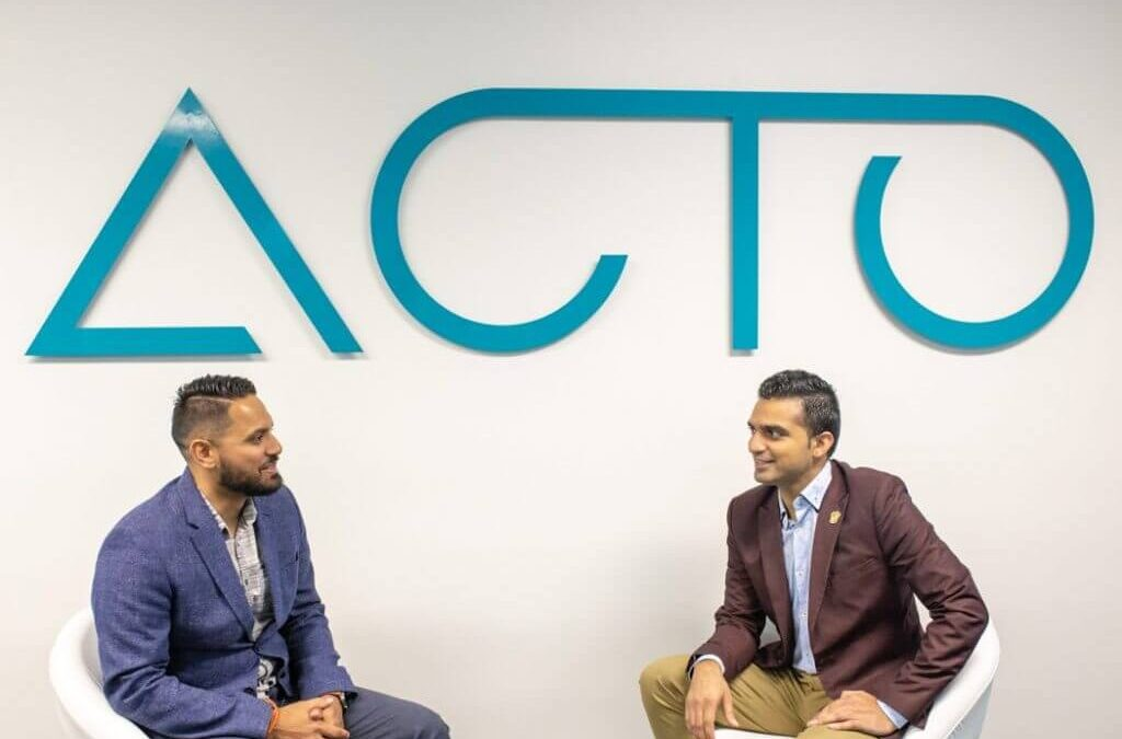 ACTO Announces $11.5M USD Series A Raise During the COVID-19 Pandemic